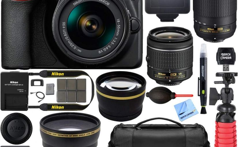 5 Cyber Monday Camera PackageDeals